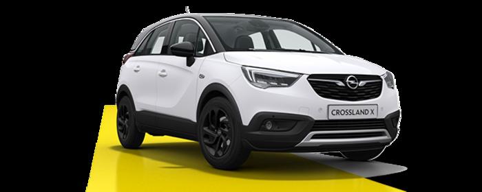 OpelCrossland X 1.2 S&S Design Line 120 Aniversario 81 kW (110 CV) Vehículo usado en Las Palmas - 1