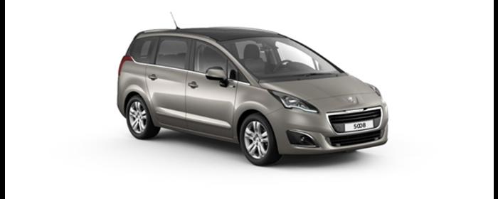 Peugeot5008 2.0 HDI FAP Active 110 kW (150 CV) Vehículo usado en Granada - 1