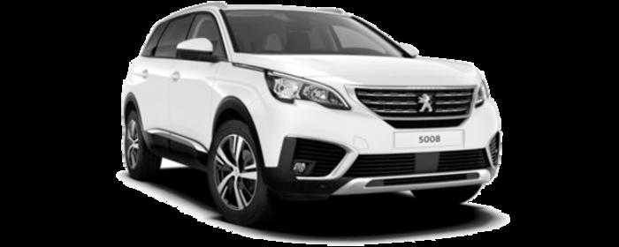 Peugeot5008 SUV PureTech 130 GT Line EAT8 96 kW (130 CV) Vehículo usado en Madrid - 1