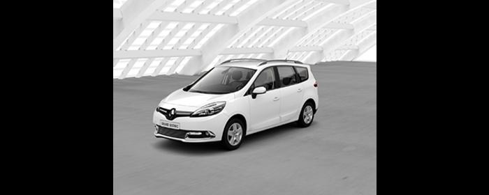 RenaultGrand Scenic Limited dCi 81 kW (110 CV) EDC Vehículo usado en Alicante - 1