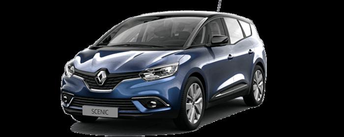 RenaultGrand Scenic Limited Energy TCe 103 kW (140 CV) Vehículo usado en Asturias - 1