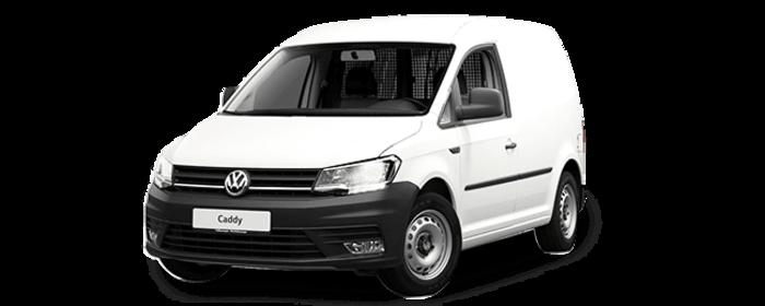 VolkswagenNuevo Caddy Cargo Batalla Corta 2.0 TDI 75 kW (102 CV) Vehículo nuevo en Baleares - 1