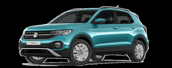 VolkswagenT-Cross Advance 1.0 TSI 70 kW (95 CV) Vehículo nuevo en Barcelona - 1