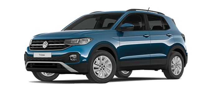 VolkswagenT-Cross Advance 1.0 TSI 85 kW (115 CV) DSG Vehículo nuevo en Barcelona - 1