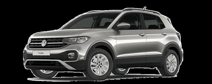 VolkswagenT-Cross Sport 1.5 TSI 110 kW (150 CV) DSG Vehículo nuevo en Madrid - 1