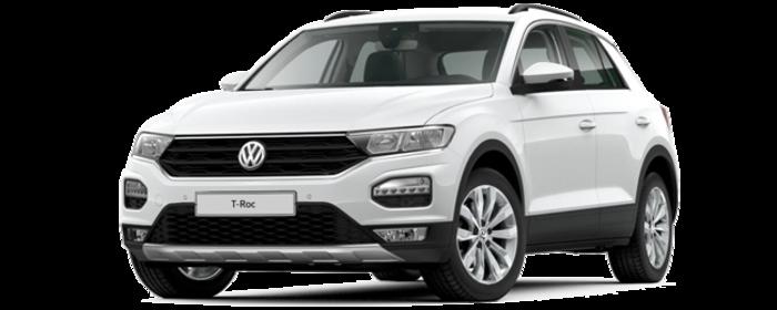 VolkswagenT-Roc Advance R-Line 1.5 TSI 110 kW (150 CV) Vehículo nuevo en Baleares - 1