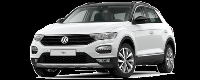 VolkswagenT-Roc Sport 1.5 TSI 110 kW (150 CV) DSG Vehículo nuevo en Baleares - 1