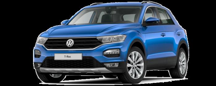 VolkswagenT-Roc Advance R-Line 1.0 TSI 81 kW (110 CV) Vehículo nuevo en Baleares - 1