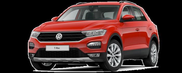 VolkswagenT-Roc Advance 1.0 TSI 81 kW (110 CV) Vehículo nuevo en Madrid - 1