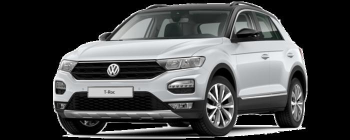 VolkswagenT-Roc Sport 2.0 TSI 4Motion 140 kW (190 CV) DSG Vehículo nuevo en Madrid - 1