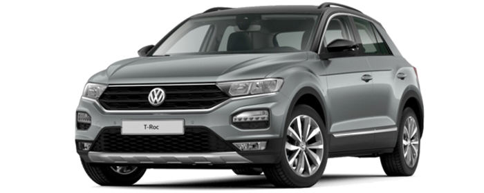VolkswagenT-Roc Advance Style 1.0 TSI 81 kW (110 CV) Vehículo nuevo en Madrid - 1