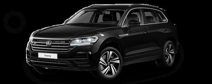 VolkswagenTouareg Pure 3.0 V6 TDI 4M 170 kW (231 CV) Tiptronic Vehículo nuevo en Málaga - 1