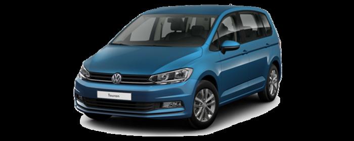 VolkswagenTouran Advance 1.5 TSI 110 kW (150 CV) Vehículo nuevo en Madrid - 1