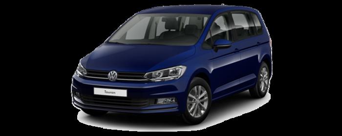 VolkswagenTouran Advance 1.5 TSI 110 kW (150 CV) DSG Vehículo nuevo en Madrid - 1