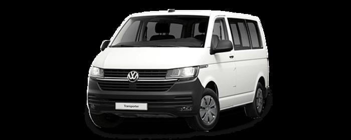 VolkswagenTransporter Mixto Batalla Corta TN 2.0 TDI BMT 81 kW (110 CV) Vehículo nuevo en Baleares - 1